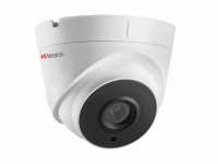 2Мп уличная купольная HD-TVI камера с EXIR-подсветкой до 40м и технологией PoC