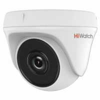 2Мп внутренняя купольная HD-TVI камера с EXIR-подсветкой до 40м