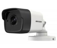 5Мп уличная компактная цилиндрическая HD-TVI камера с EXIR-подсветкой до 20м