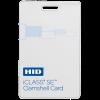 HID 3350P. Бесконтактная смарт-карта iCLASS SE Clamshell (только SIO)