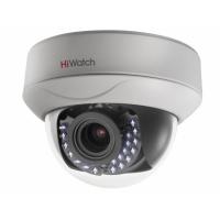 2Мп внутренняя купольная HD-TVI камера с ИК-подсветкой до 30м и технологией PoC
