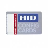 Конфигурационные карты HID для настройки считывателей