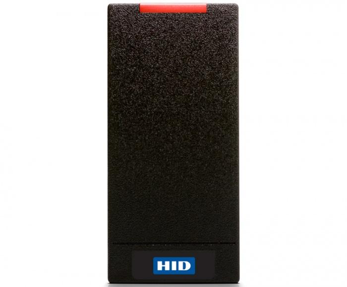 HID 900NSNNF. Компактный считыватель iCLASS SE Express R10
