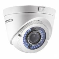 2Мп уличная купольная HD-TVI камера с ИК-подсветкой до 40м и технологией PoC