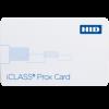 HID 2120. Композитные комбинированные бесконтактные смарт-карты iCLASS 2k/2 +Prox