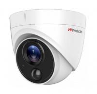 2Мп уличная купольная HD-TVI камера с EXIR-подсветкой до 20м