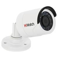 2Мп уличная цилиндрическая HD-TVI камера с ИК-подсветкой до 20м и технологией PoC