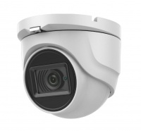 8Мп уличная HD-TVI камера с EXIR-подсветкой до 30м