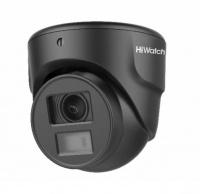 2Мп уличная миниатюрная купольная HD-TVI камера с EXIR-подсветкой до 20м