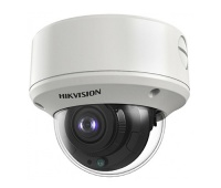 5Мп уличная купольная HD-TVI камера с EXIR-подсветкой до 60м