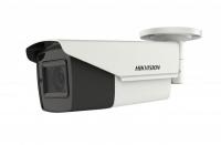 8Мп уличная цилиндрическая HD-TVI камера с EXIR-подсветкой до 80м