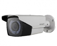2Мп уличная цилиндрическая HD-TVI камера с ИК-подсветкой до 40м  и технологией PoC