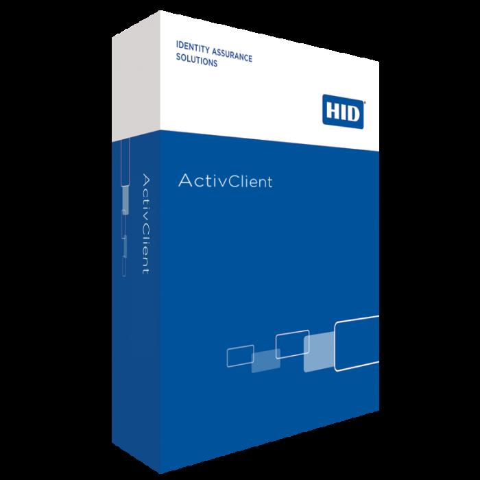 Программное обеспечение для локального управления смарт картами ActivID ActivClient