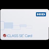 HID 3004P. Бесконтактная смарт-карта iCLASS SE 16k/16+16k/1 (только SIO)