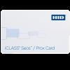 HID 5106P. Комбинированные композитные бесконтактные смарт-карты iCLASS Seos 8KB с Proximity (Seos+Prox)