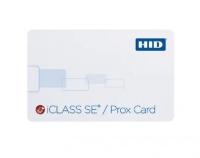 HID 3150RGGMNM. Комбинированная смарт-карта iClass SE Prox 2K/2