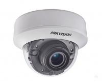 5Мп уличная купольная HD-TVI камера с EXIR-подсветкой до 40м