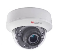 5Мп внутренняя купольная HD-TVI камера с EXIR-подсветкой до 40м