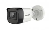 2Мп уличная компактная цилиндрическая HD-TVI камера с EXIR-подсветкой до 30м