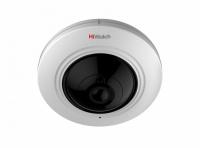 3Мп внутренняя купольная панорамная IP-камера c EXIR-подсветкой до 8м