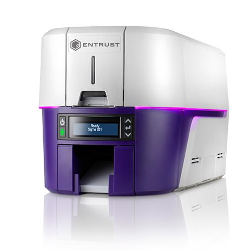 Карт-принтер Entrust Sigma DS2