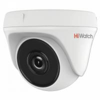 1Мп внутренняя купольная HD-TVI камера с EXIR-подсветкой до 20м