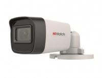 5Мп уличная цилиндрическая HD-TVI камера с EXIR-подсветкой до 40м