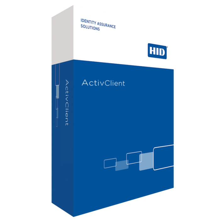 HID ACCXXXXLCM4. ACTIVID ACTIVCLIENT PER USER - CLASSIC STANDARD SUPPORT AND MAINTENANCE