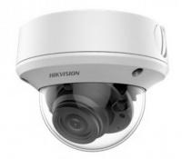 2Мп уличная купольная HD-TVI камера с EXIR-подсветкой до 70м