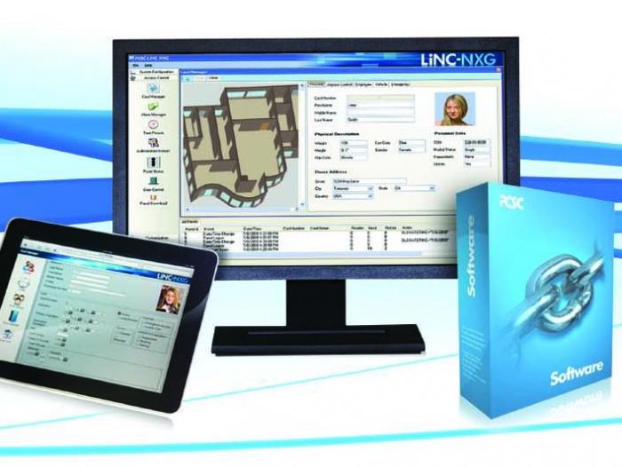 Программное обеспечение PCSC LINC-NXG