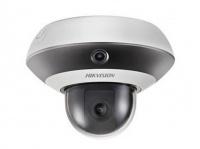 2Мп панорамная IP-камера с 2Мп PTZ-модулем и ИК-подсветкой до 10м