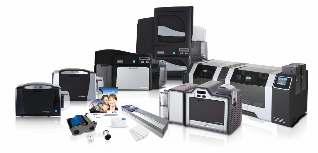 HID-Fargo-card-printers
