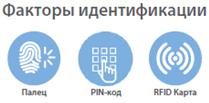 факторы идентификации suprema biostation a2